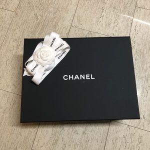 Chanel Magnetic Bag Box